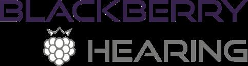 Blackberry Hearing Logo